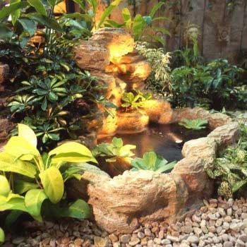 custom-design garden landscape