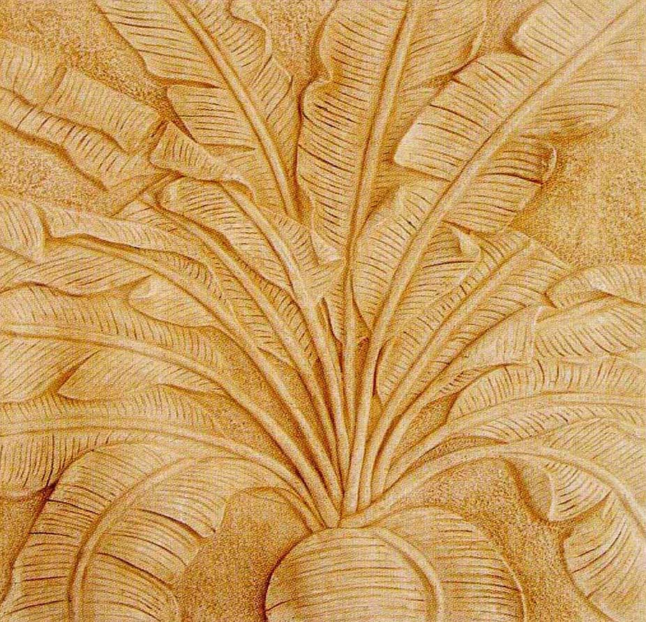 Wall carving and ornaments fukai