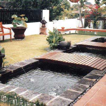 stylish outdoor landscape design