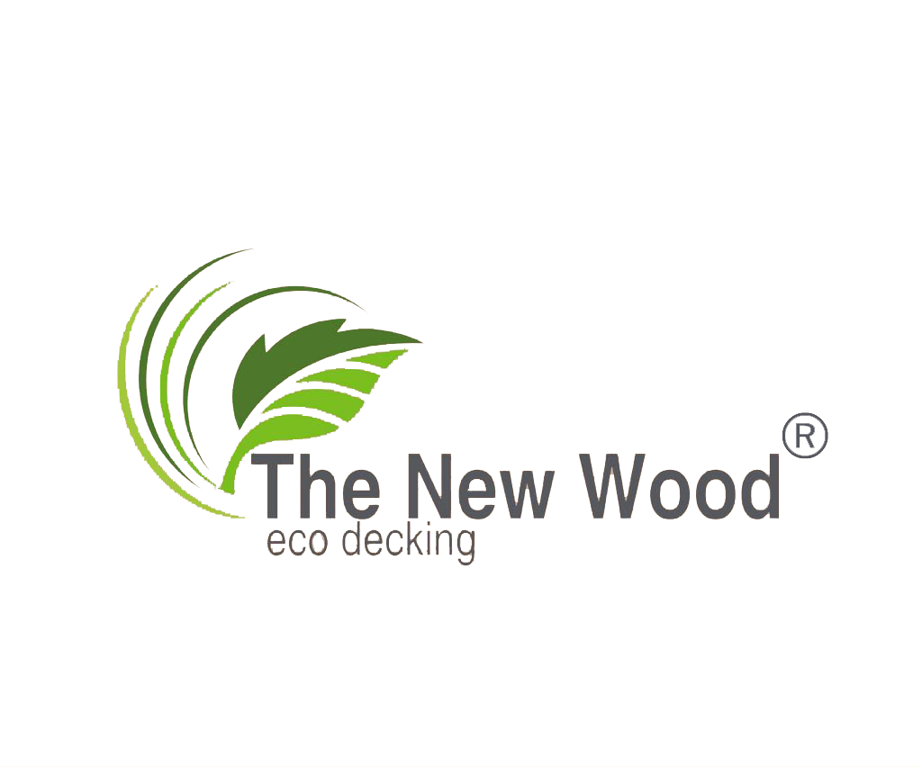 the new wood composite timber decking logo