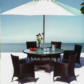 garden furniture in fukai