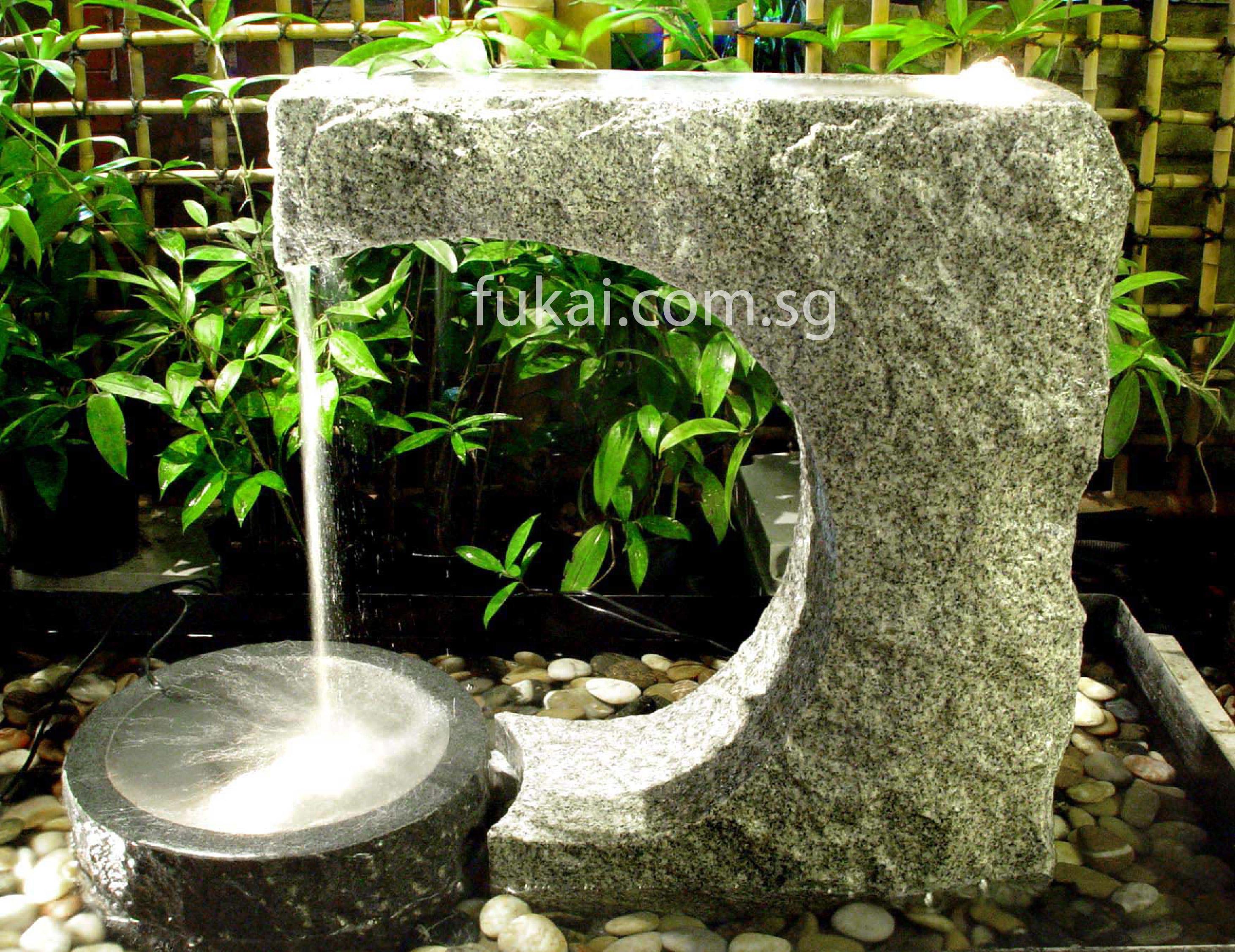 Water-feature-fountain-fukai-Singapore